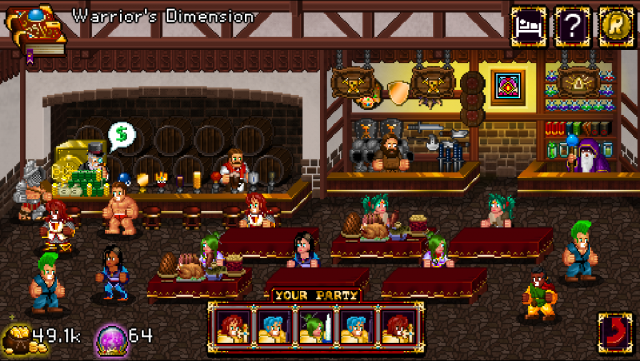Soda Dungeon Bar