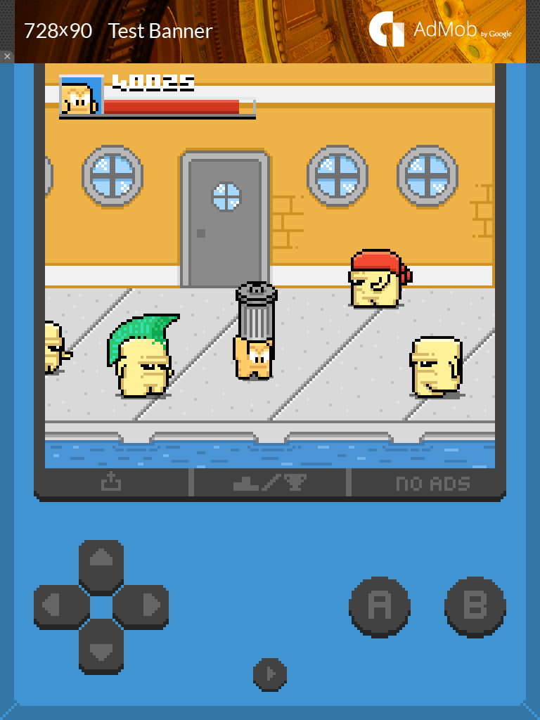 Squareboy vs Bullies 4