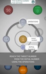 Target Number tutorial