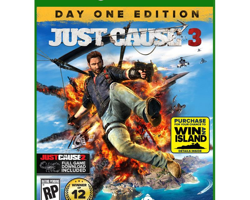 Win Just Cause 3 Day One Edition
