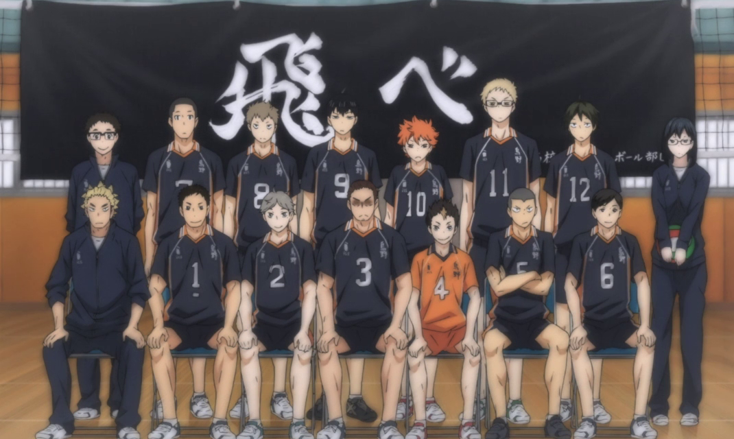 Haikyu!! Season One Review