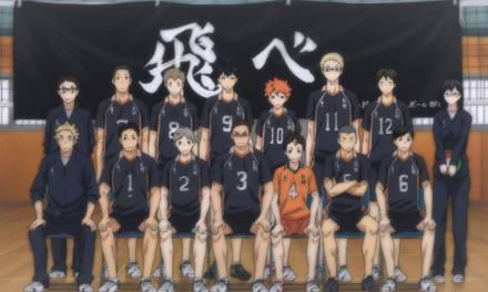 Haikyu!! Season One Review