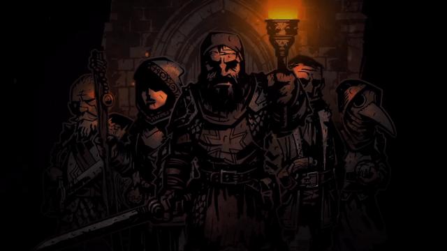 Darkest Dungeon Main