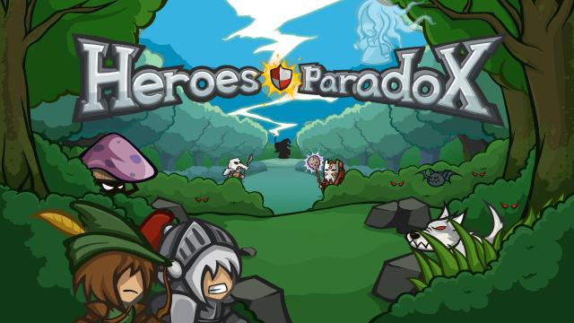 Heroes Paradox main