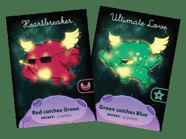 HeartCatchers Cards