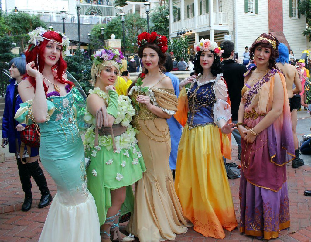 Kastuson Disney Princesses
