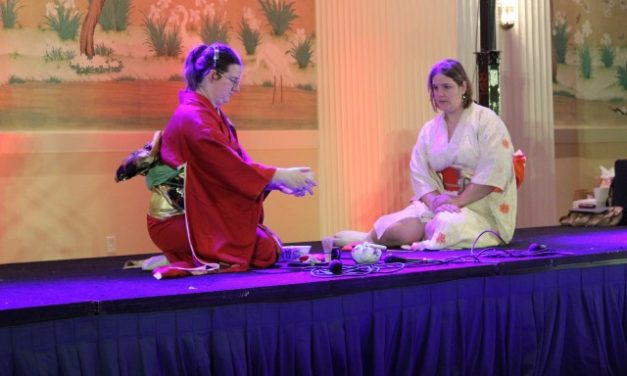The Art of the Tea Ceremony: Panel at Katsucon