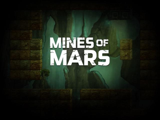 Mines of Mars Main
