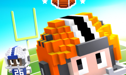 Blocky Football Review