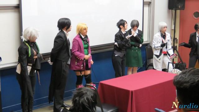 Castle Point Anime Convention Black Butler Panel 001