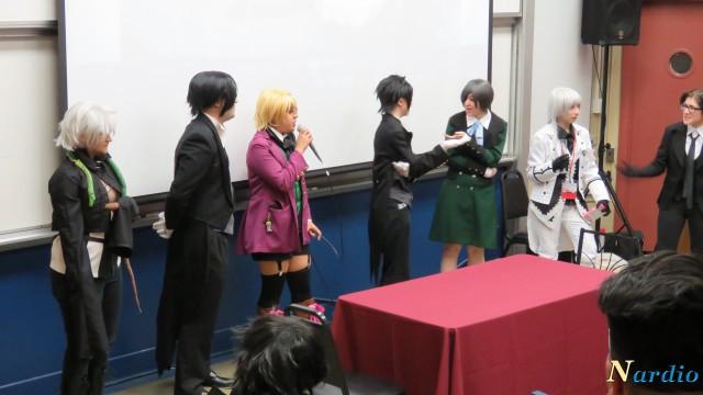 Castle Point Anime Convention Black Butler Panel 002