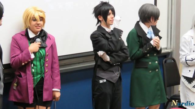 Castle Point Anime Convention Black Butler Panel 003