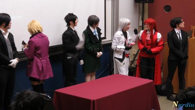 Castle Point Anime Convention Black Butler Panel 004