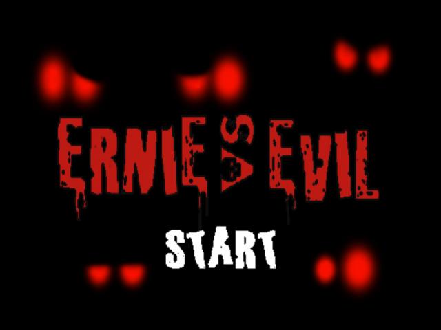 Ernie vs Evil main