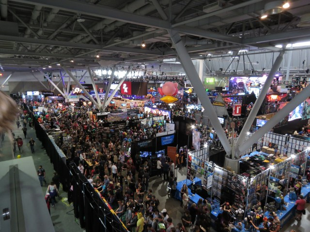 Pax East 2016 Friday Overview