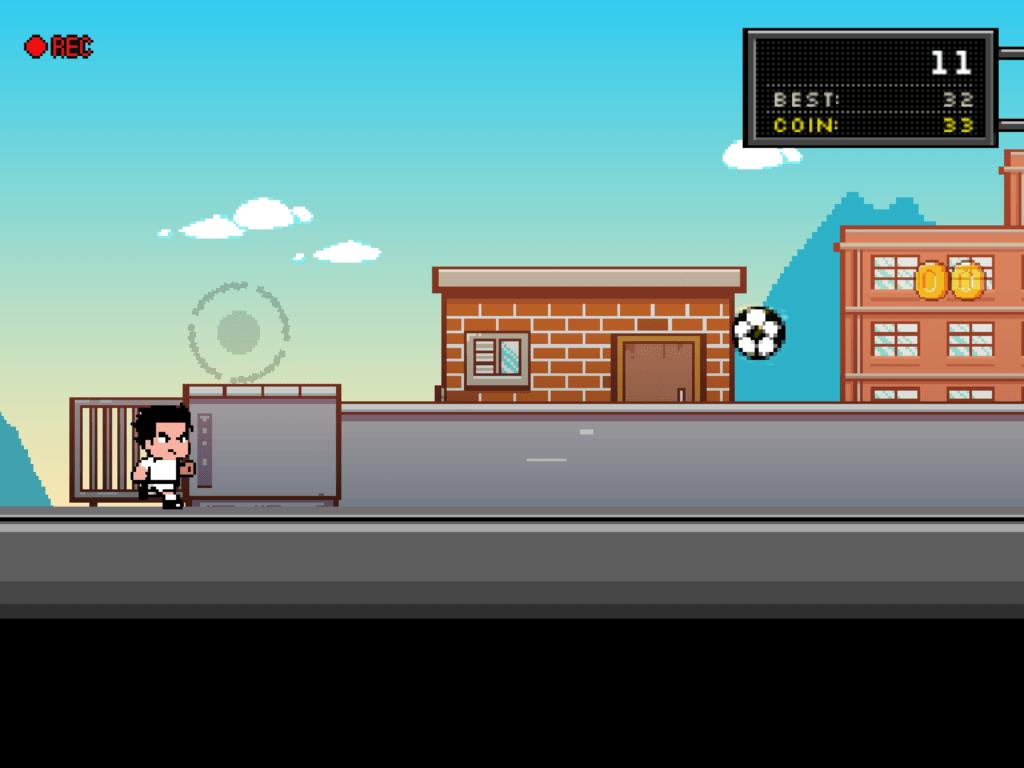 Kick Hero Gameplay