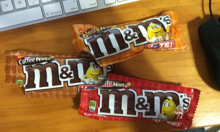 M&M's New flavors review