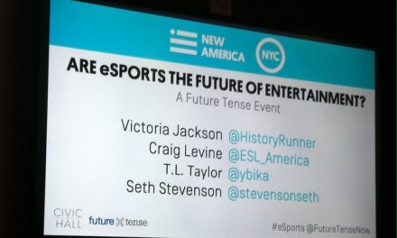 Are eSports The Future Of Entertainment?