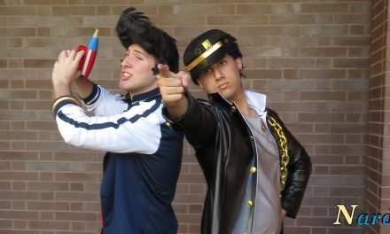 Dandy and JoJo save the day