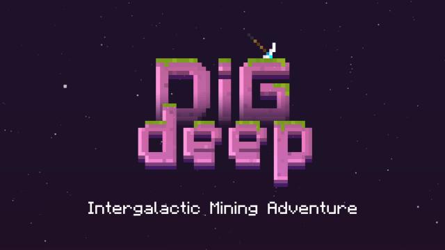Dig Deep Logo main