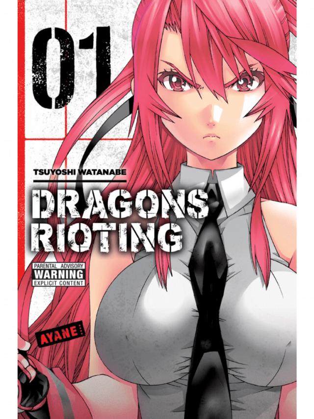 Dragons Rioting Main