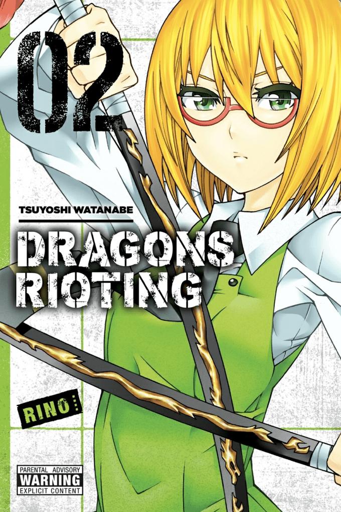 Dragons Rioting Volume 2 Rino
