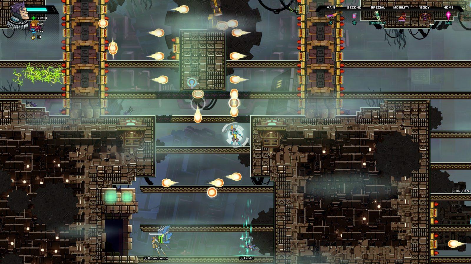 Starbreak gameplay 01