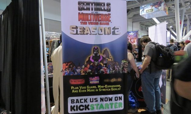 Sentinels of the Multiverse Interview Pax East 2016