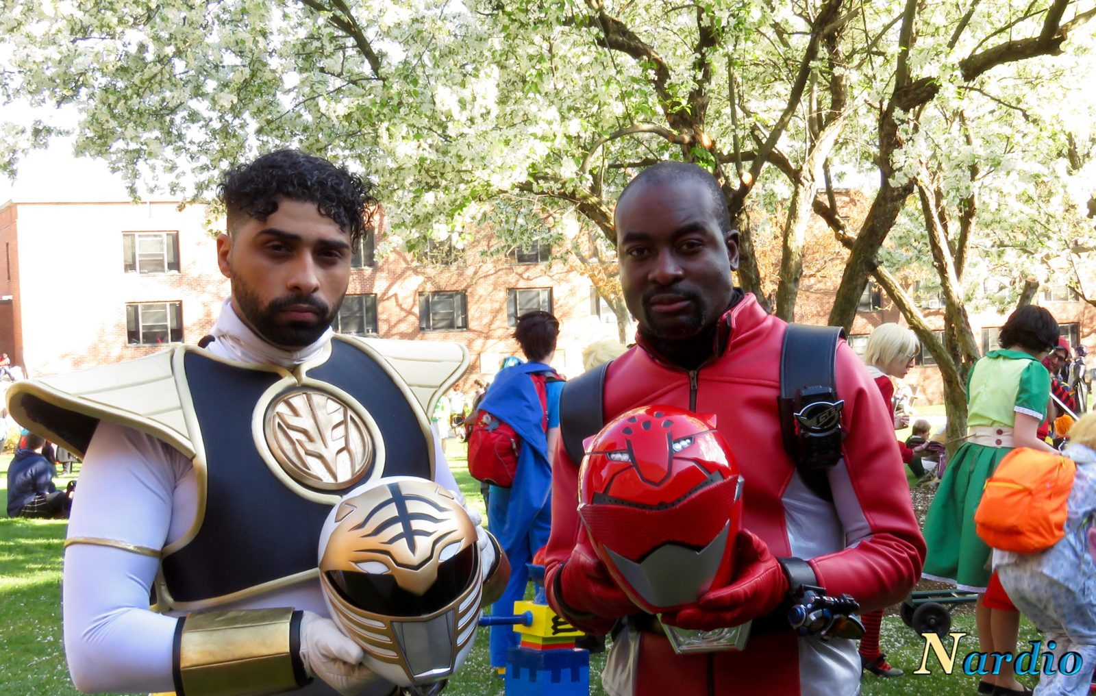 Castle Point Anime Convention Power Rangers Main