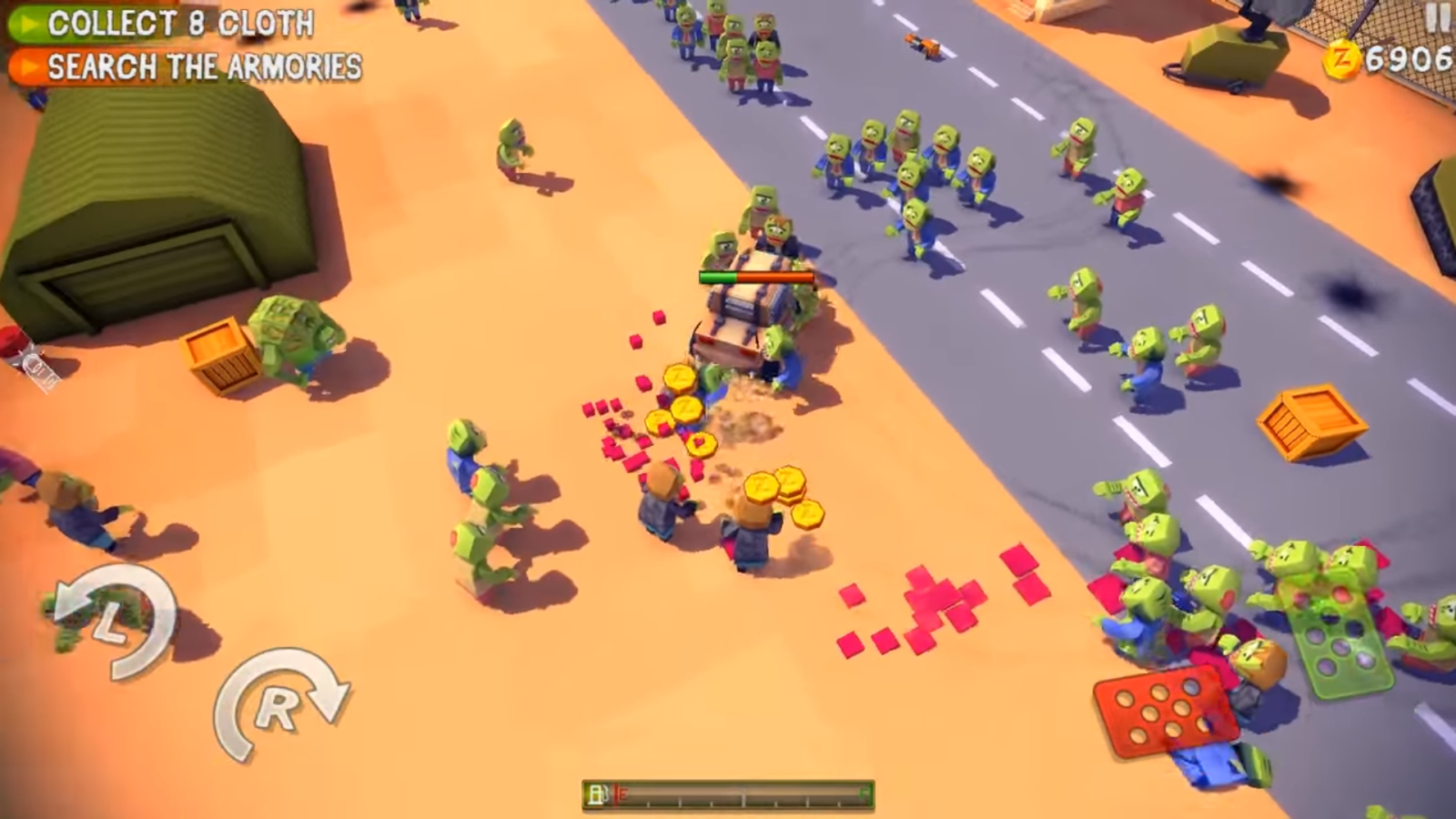 Dead Venture Gameplay