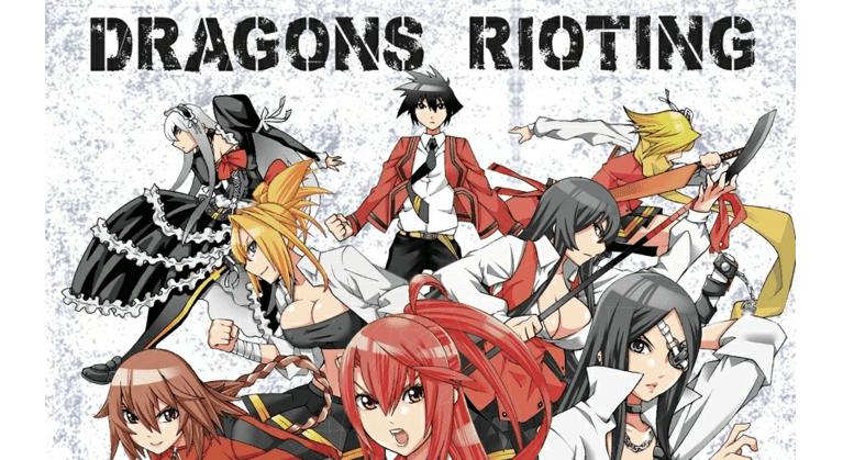 Dragons Rioting Volume 3 Review