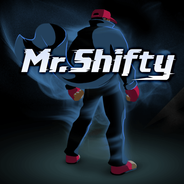 Mr Shifty hero