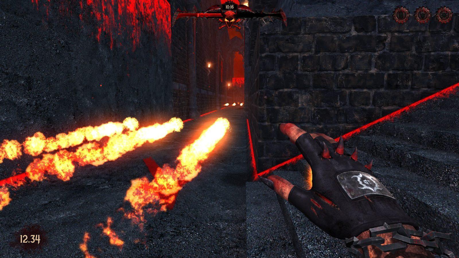 SEUM Speedrunners from hell problem final level