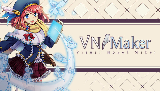 Visual Novel Maker by Degica Coming Soon