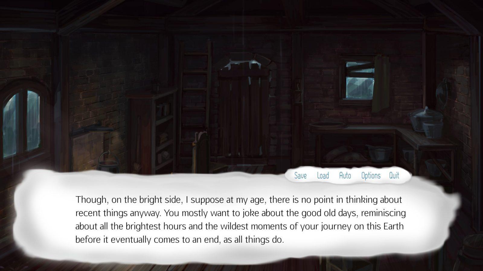 Forgotten, Not Lost Screenshot 2