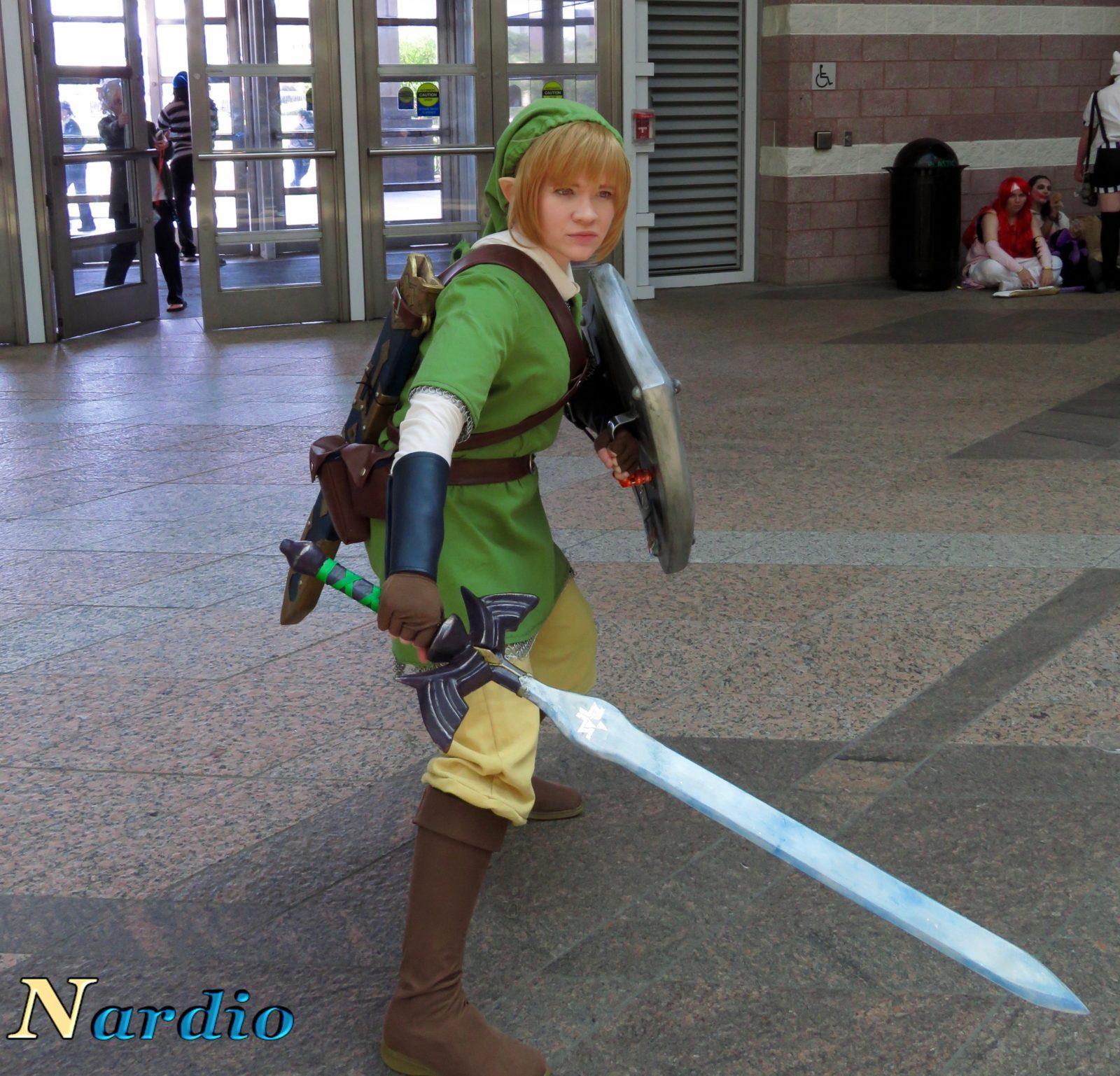 Gabriel as Link 001
