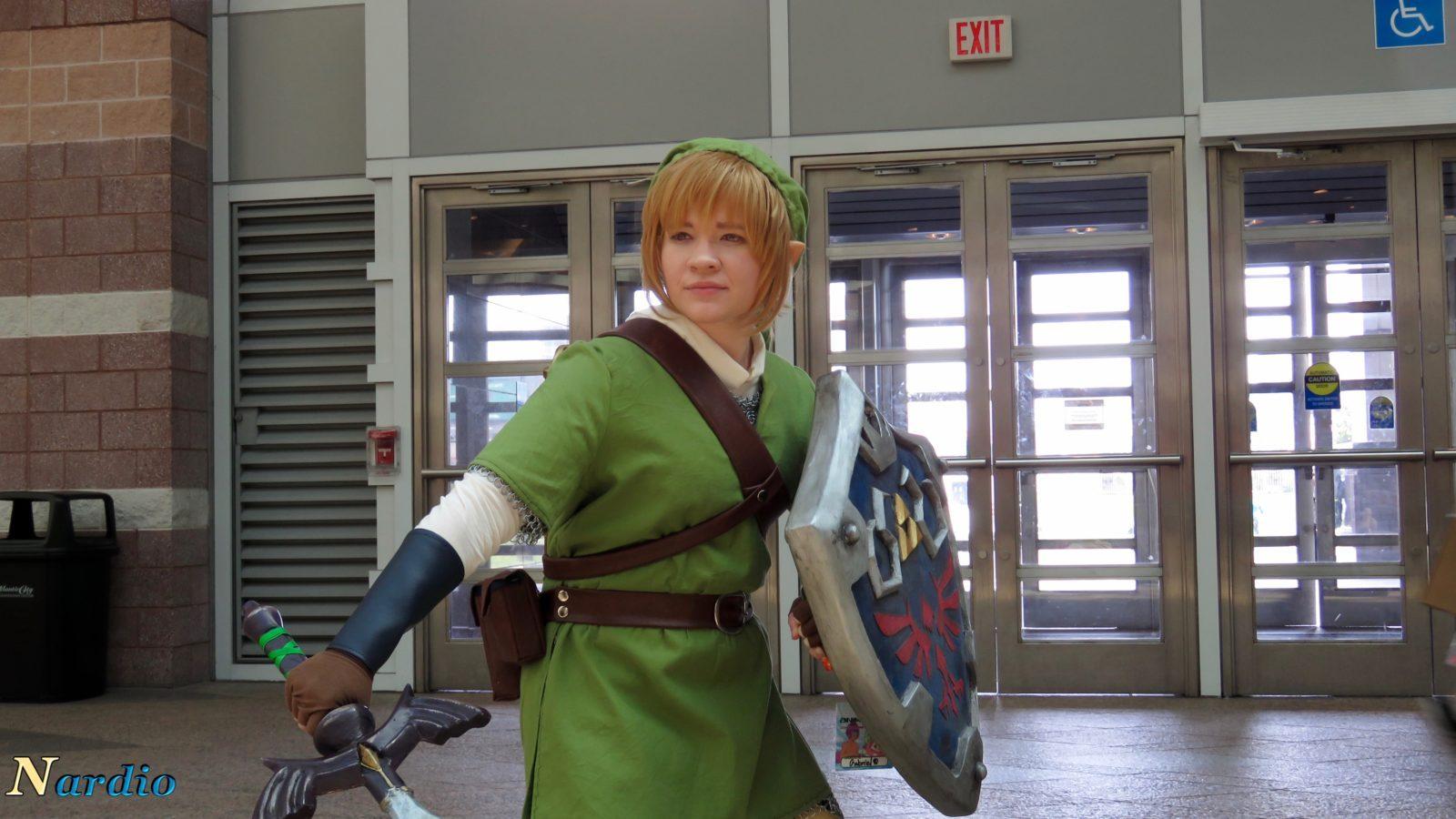 Gabriel as Link 006