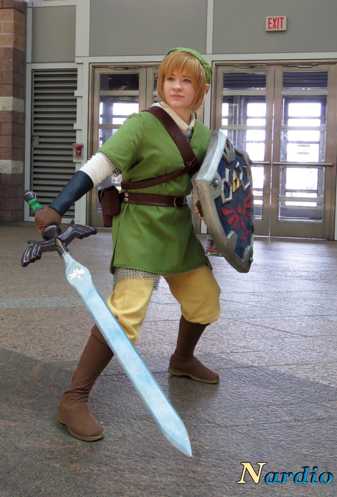 Gabriel as Link 008