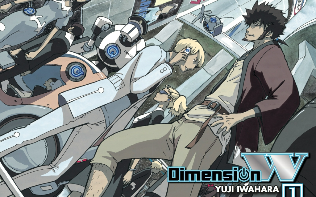 Dimension W Volume 1 Review