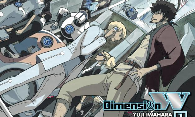 Dimension W Volume 1 Review