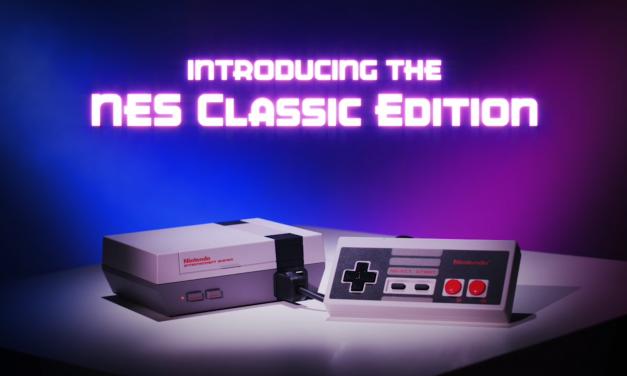 New NES Classic Edition Trailer