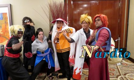 Naruto Group Cosplay Interview