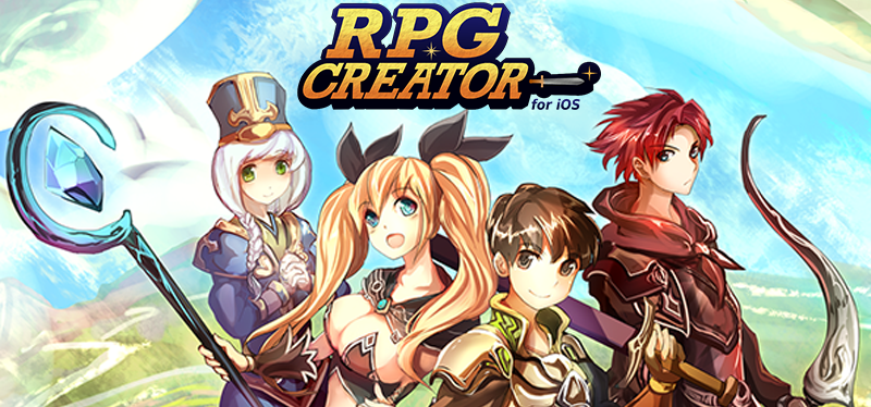 RPG Creator Announced for iOS