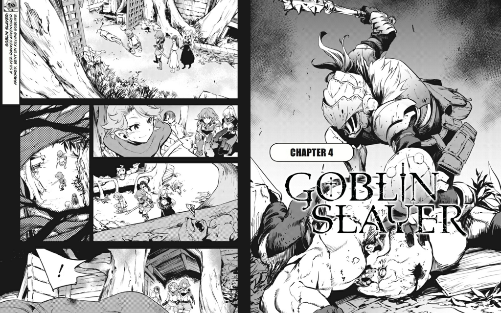 Goblin Slayer Chapter 4 Review