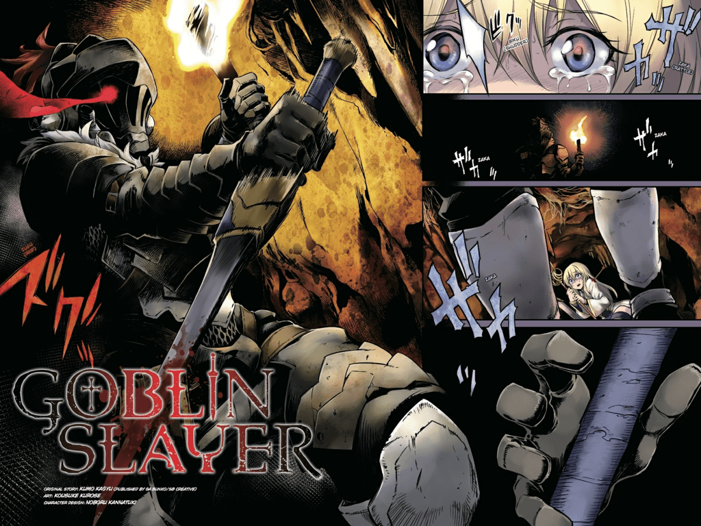 Goblin Slayer Chapter 1 Review - The World of Nardio