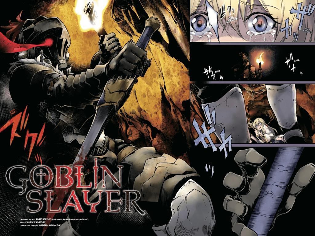 goblin slayer - photo #13