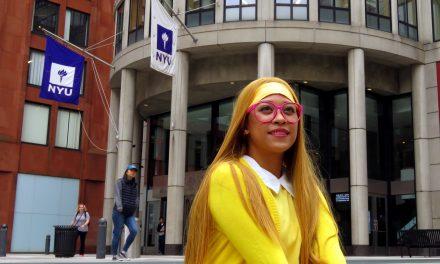 Honey Lemon Comes to New York City