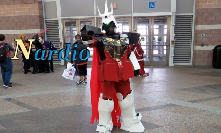 Gundam Build Fighters Cosplay