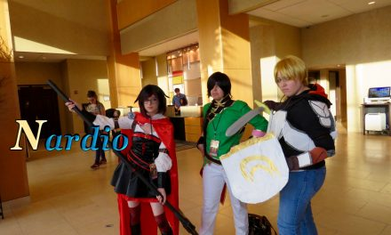 RWBY Group cosplay Interview