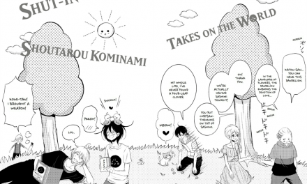 SHUT-IN SHOUTAROU KOMINAMI TAKES ON THE WORLD VOLUME 3 REVIEW